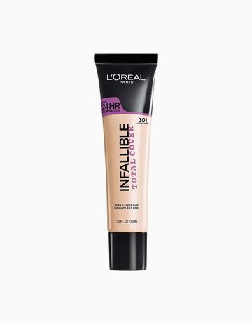 Infallible Total Cover Liquid Foundation by L'Oreal Paris