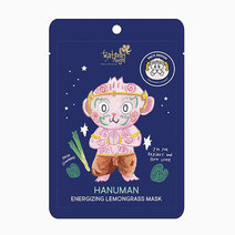Waterangel hanuman energizing lemongrass mask