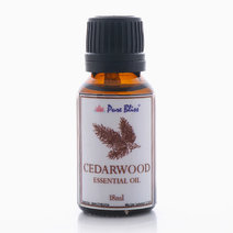 Cedarwood Essential Oil (18ml)  by Pure Bliss