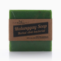 Precious Pad Nature's Malunggay Anti-Bacterial Herbal Soap (90g) by Precious Herbal Pillow