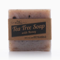 Precious Nature's Tea Tree Soap with Honey (90g) by Precious Herbal Pillow