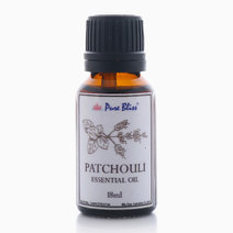Patchouli Essential Oil (18ml) by Pure Bliss