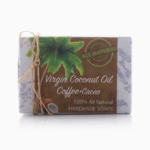 Coffee & Cacao Bar Soap by The Soap Farm