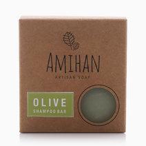 Olive Shampoo Bar by Amihan Organics