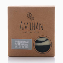 Tea Tree with Peppermint ACV Shampoo Bar by Amihan Organics in