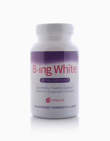 B-ing White Supplement by Vion Supplements