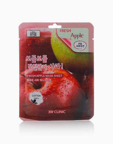 Apple Mask by 3W Clinic