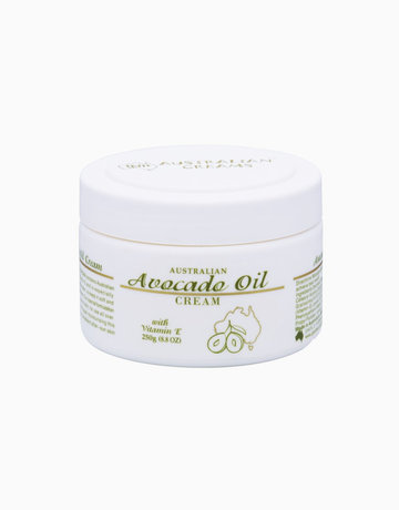 Avocado Oil Treatment Cream (250g) by Australian Cream