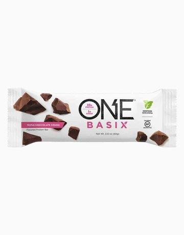 One Basix Triple Chocolate Chunk Bar by One Bar