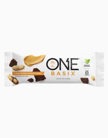 One Basix Peanut Butter Chocolate Chunk Bar  by One Bar