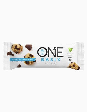 One Basix Cookie Dough Chocolate Chunk Bar  by One Bar