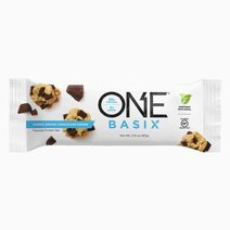 One Basix Cookie Dough Chocolate Chunk Bar (60g) by One Bar