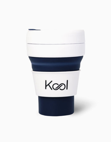 Kool Foldable Cup (355ml) by Kool