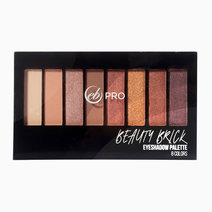 Beauty Brick Eyeshadow Palette by EB Pro