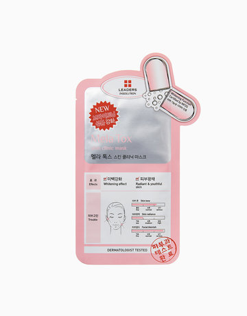 Mela-Tox Skin Clinic Mask by Leaders InSolution
