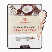 Coconut Water Gel Volume & Glow Mask by Leaders InSolution