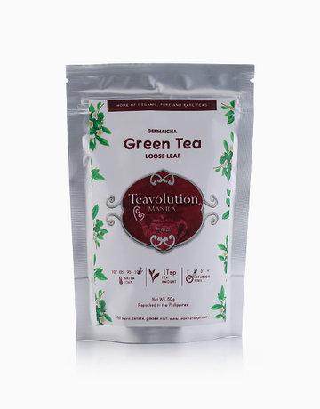 Genmaicha Japanese Green Tea (50g) by Teavolution