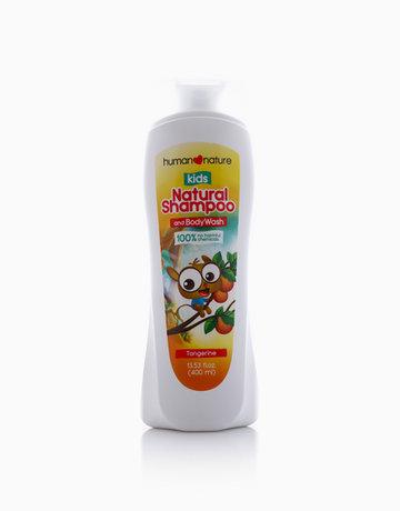 Tangerine Tarsier Shampoo (400ml) by Human Nature