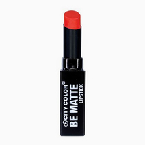 Be Matte Lipstick by City Color