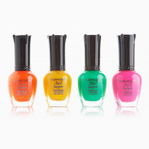 Bang! Bang! Colors! Nail Lacquer Set by Kleancolor