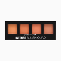 Intense Blush Quad Palette by City Color