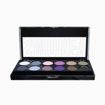 Smokey Eye Shadow Palette by City Color
