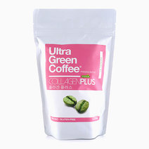 Ultra Green Coffee® CollagenPlus (FREE VANITY POUCH: Maybe She's Born With It, Maybe It's an Instagram Filter) by Ultra Green Coffee
