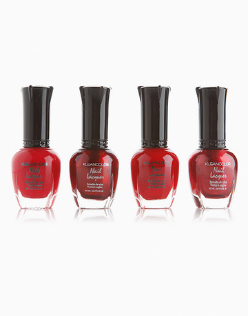 New Girl in Town Lacquer Set by Kleancolor
