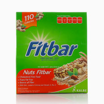 Nuts Fitbar (Box of 12) by Fitbar