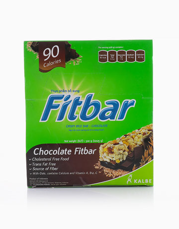 Chocolate Fitbar (Box of 12) by Fitbar