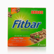 Nuts Fitbar (Box of 5) by Fitbar
