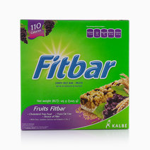 Fruits Fitbar (Box of 5) by Fitbar