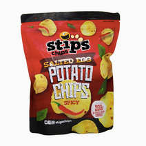 Salted Egg Potato Chips (Spicy Flavor) 200g by Stip's Chips in