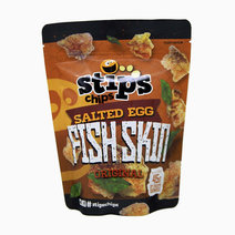 Salted Egg Fish Skin 45g (Original)  by Stip's Chips