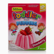 Milna Instant Toddler Pudding (Strawberry) by Milna Baby Food