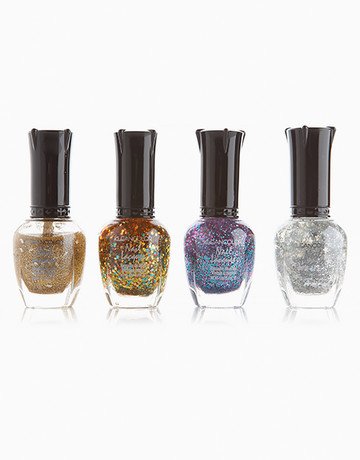 Glittery Nail Lacquer  by Kleancolor