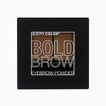 Bold Brow Eyebrow Powder Kit by City Color