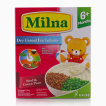Milna Baby Cereals (Beef and Green Peas) by Milna Baby Food