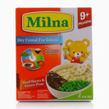 Milna Baby Cereals (Beef Stews and Green Peas) by Milna Baby Food