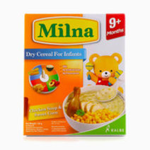 Milna Baby Cereals (Chicken Soup and Sweet Corn) by Milna Baby Food