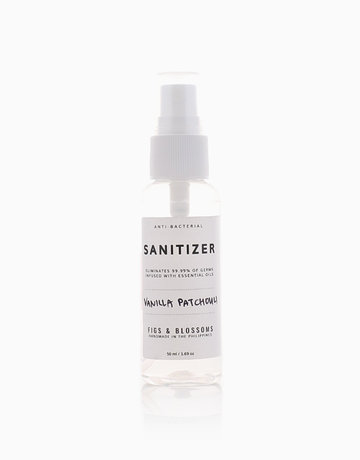 Sanitizer (Vanilla Patchouli) by Figs & Blossoms
