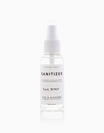 Sanitizer (Rose Petals) by Figs & Blossoms