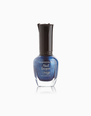 Metal Sapphire Nail Lacquer by Kleancolor