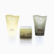 Spa Sea Salt Set by H2O Plus