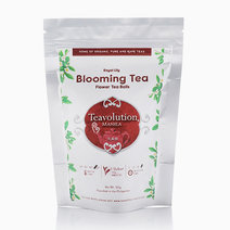 Teavolution royal lily blooming tea (5 dulcets)