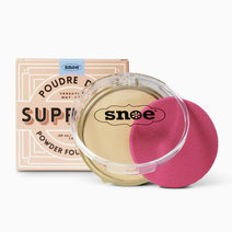 Snoe poudre duo supreme wet dry powder foundation spf30  perfect beige