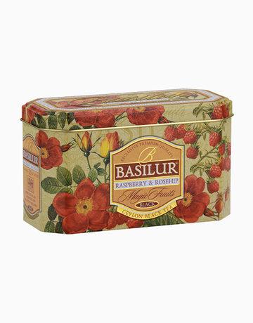 Raspberry & Rosehip Magic Fruits Tea Bag (20s) by Basilur