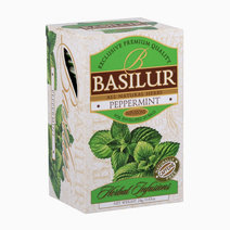 Peppermint Herbal Infusions Tea Bag  by Basilur