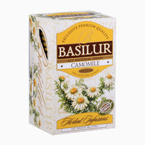 Camomile Herbal Infusions Tea Bag (20s) by Basilur