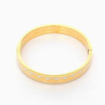 Play Cupid Idiom Bangle by Kate Spade